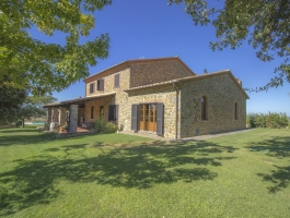 Property of Campagne of prestige of 7 pièces for sale Montorgiali, Scansano, Province of Gros