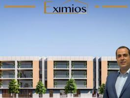 NEW RESIDENTIAL DEVELOPMENT OF T2, T3 AND T4 APARTMENTS
