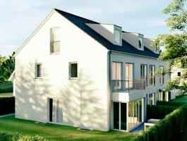 MUNICH: Newly built townhouse