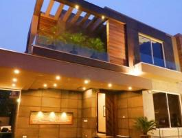 Syed Brothers New Bungalow available for sale.