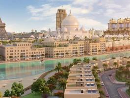 Located in the heart of Dubai