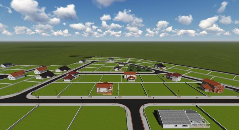 Lands for Sale with £ 5000 Down Payment in Iskele Boğaz Region.