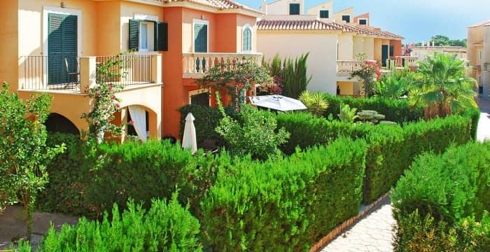 Townhouse on Mallorca Spain