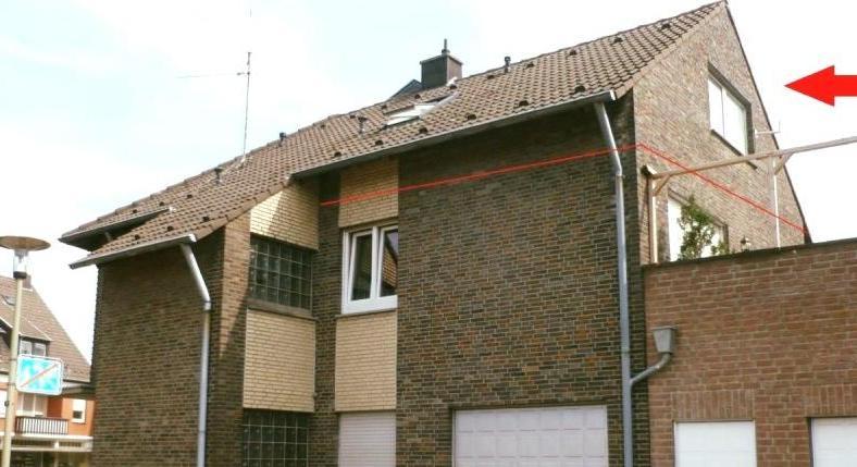 Spacious penthouse in Erkelenz - Gerderath