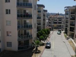 KUŞADASI CENTRAL POOL SITE CLOSED KITCHEN 3 + 1 FLAT FOR SALE (MEF EMLAK)
