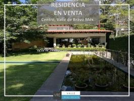 Beautiful house for sale, Pueblo de Valle de Bravo, Mexico