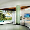 modern home is fully automated