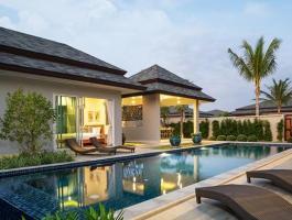 Top class build villa