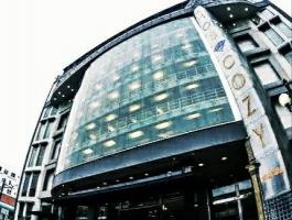 Amos cozy hotel classy 4 star in Melawai Bok M street Jakarta Indonesia