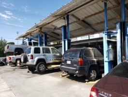 Vacant Auto Repair Shop For Sale El Paso, Tx