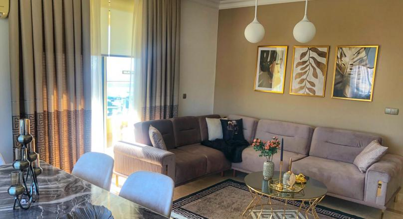 3 BEDROOMS SEA VIEW FURNISHED APARTMENT FOR SALE