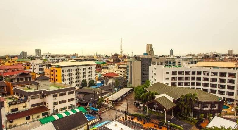 The base Condo Central Pattaya.