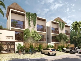 TAANAH apartments from 175,000 USD