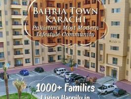 bahria town properties