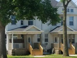 Buy one get one free! Waterloo, IA Completely gutted and renovated duplex.