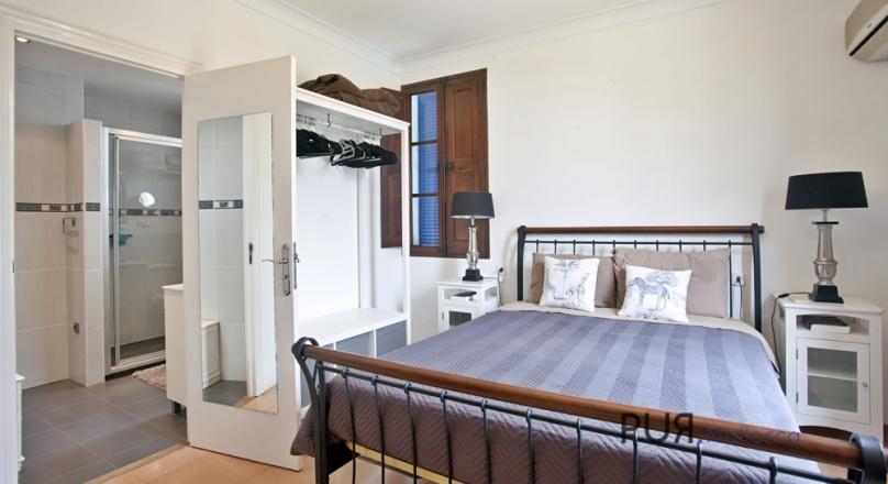 A finca. In Llubi. With separate guest wing. Recently renovated.