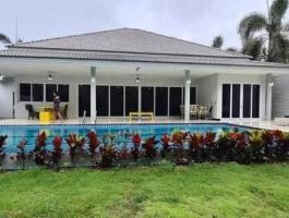 sale - Thai Freehold Pool villa house in Pahklok