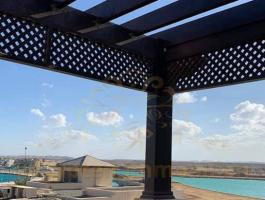 Luxury apartments full furnished sea view