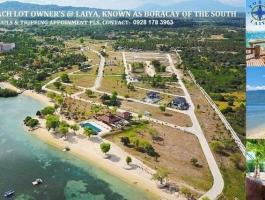 White Sand Beach Lot at Laiya Batangas