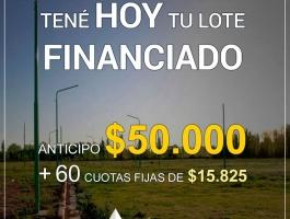 LAND FOR SALE - CINCO SALTOS