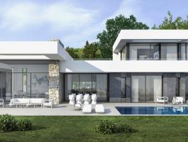 Villa de lujo moderna en venta 3 dormitorios en Jávea / Xábia