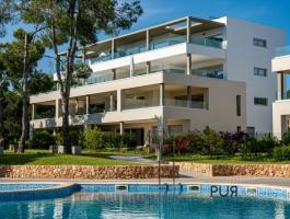 Nova Santa Ponsa. Apartment with lots of space. Mint condition. Year of construction 2019.